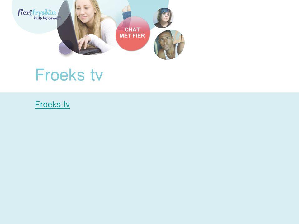 Froeks tv Froeks.tv