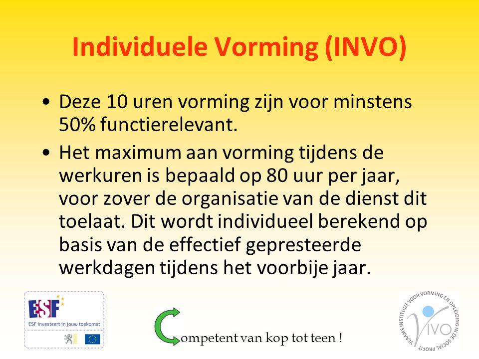 Individuele Vorming (INVO)