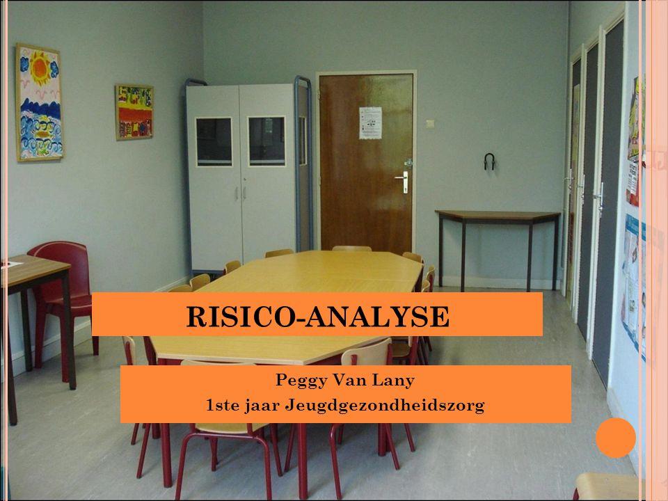 Peggy Van Lany 1ste jaar Jeugdgezondheidszorg