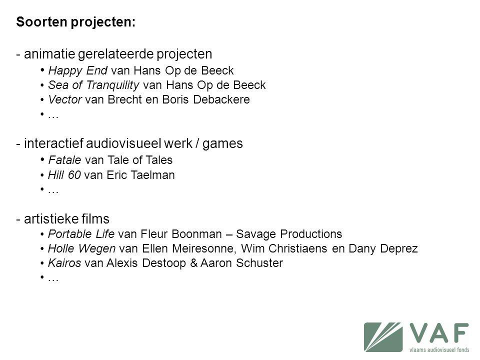 animatie gerelateerde projecten Happy End van Hans Op de Beeck