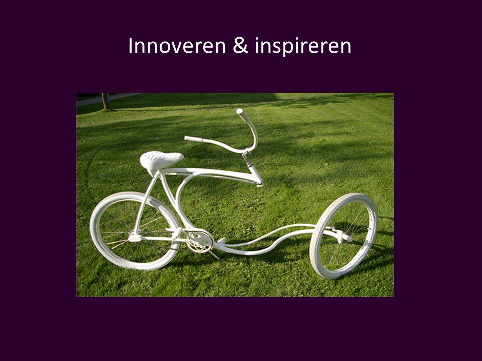 Innoveren & inspireren