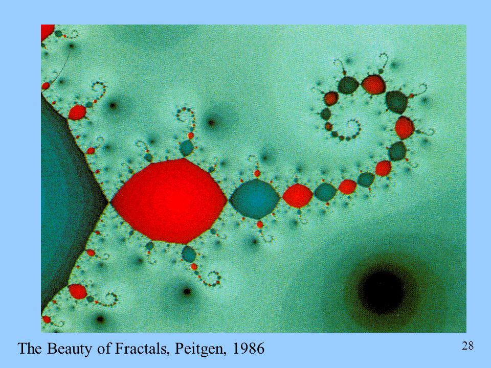 The Beauty of Fractals, Peitgen, 1986