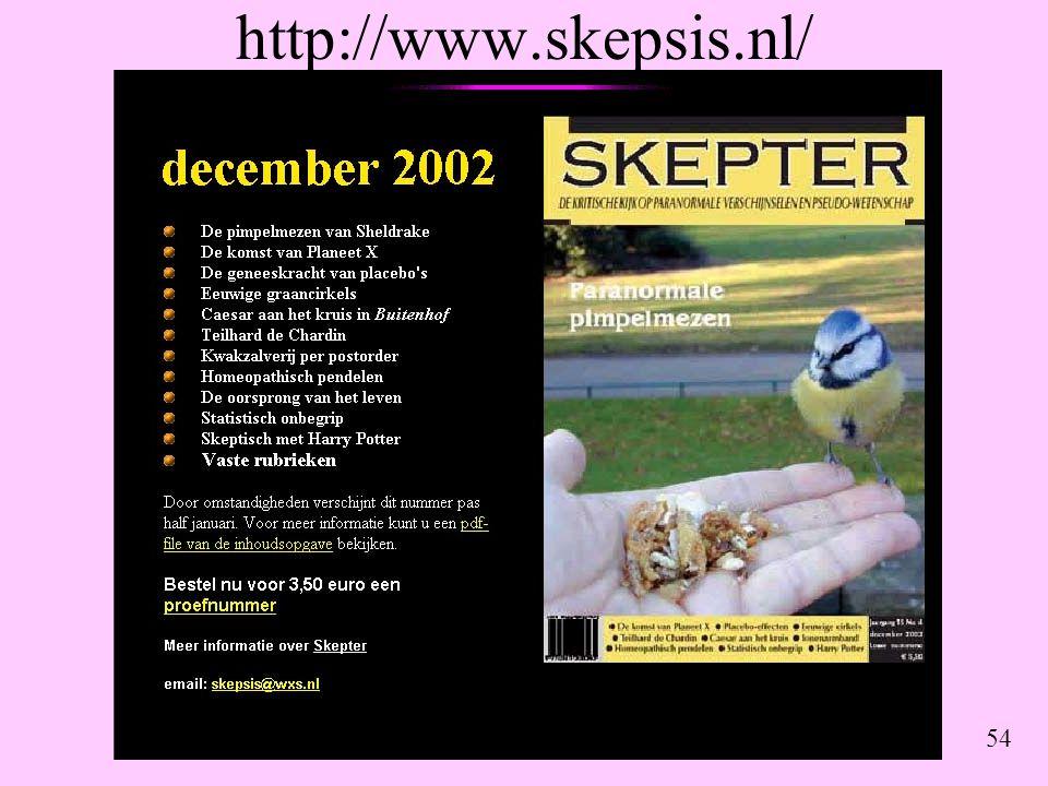 http://www.skepsis.nl/