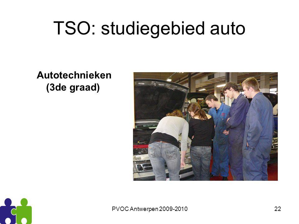 TSO: studiegebied auto