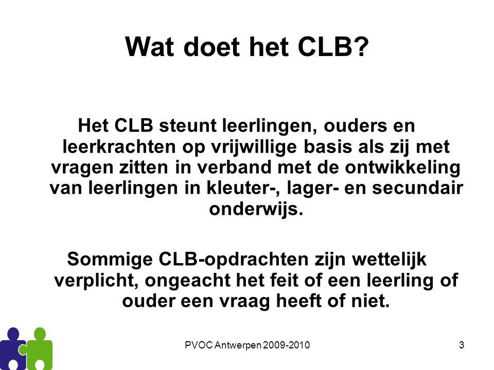 Wat doet het CLB