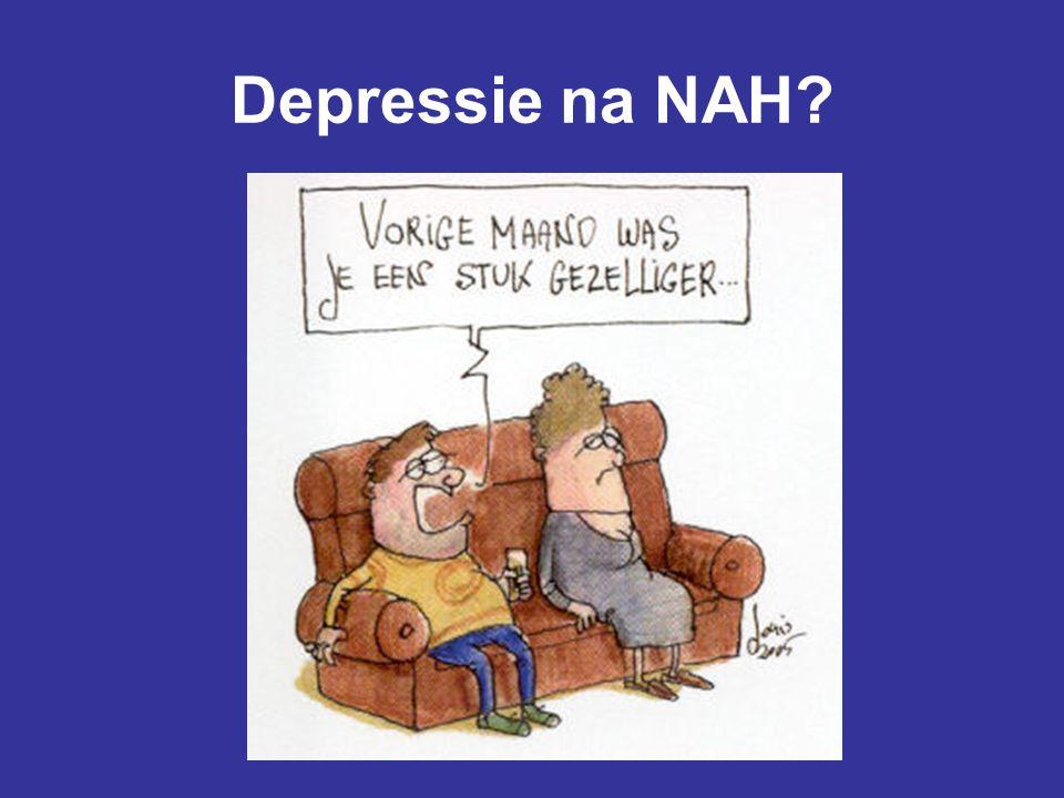 Depressie na NAH