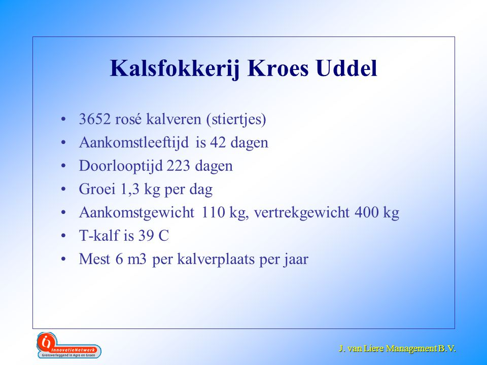 Kalsfokkerij Kroes Uddel