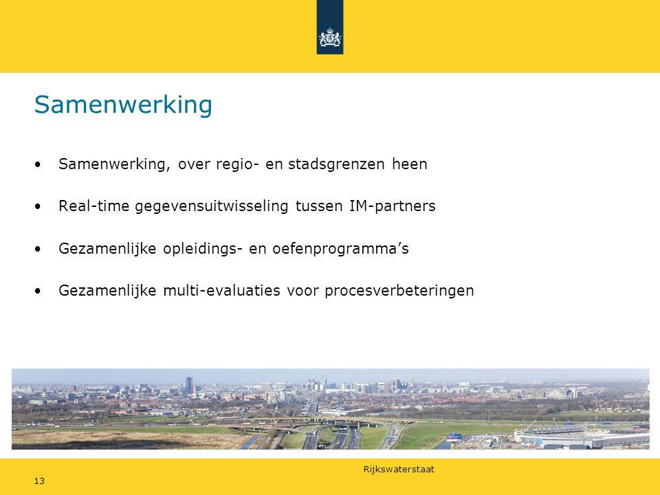 Samenwerking Samenwerking, over regio- en stadsgrenzen heen