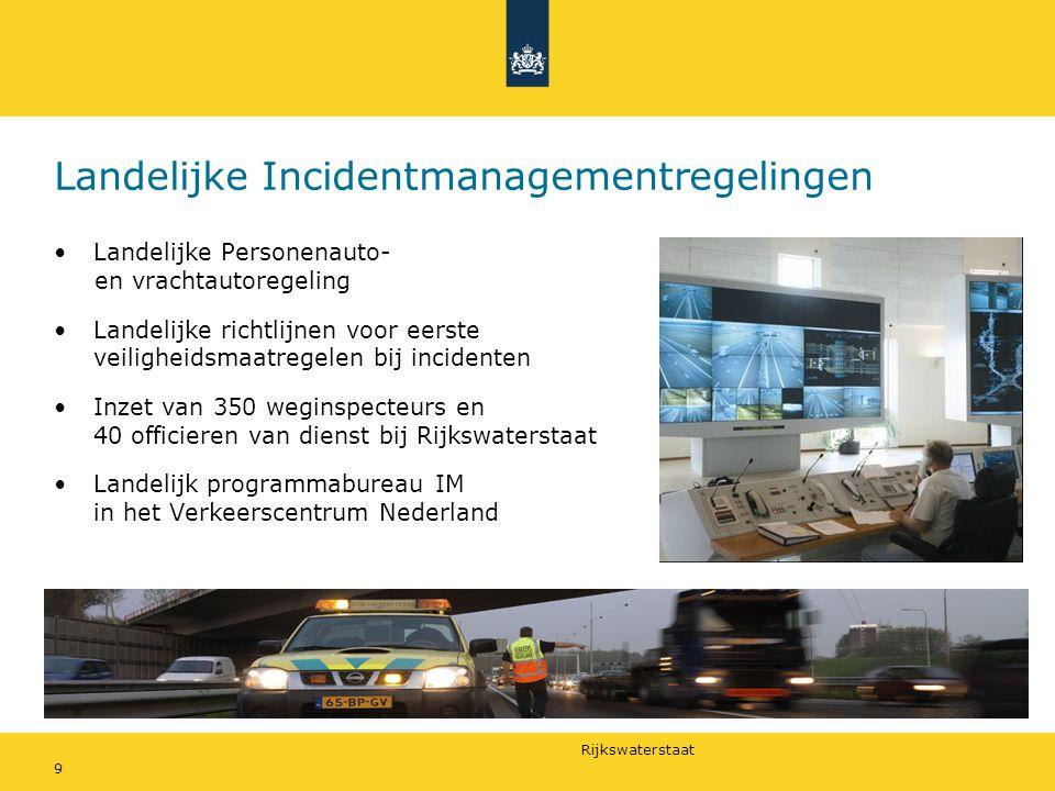 Landelijke Incidentmanagementregelingen