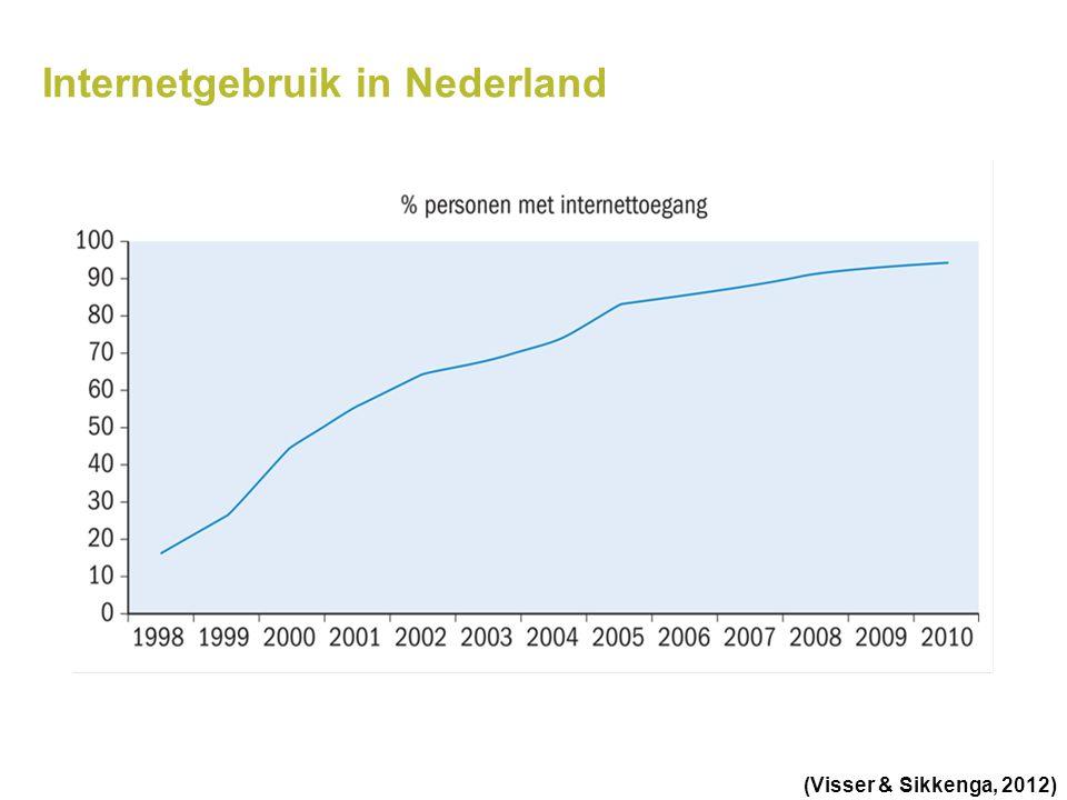 Internetgebruik in Nederland