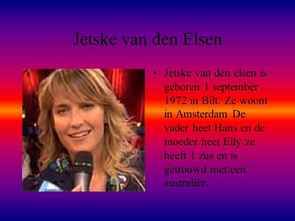 Jetske van den Elsen