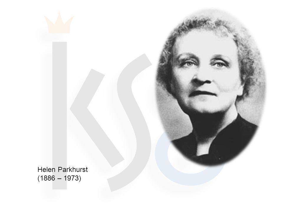 Helen Parkhurst (1886 – 1973)