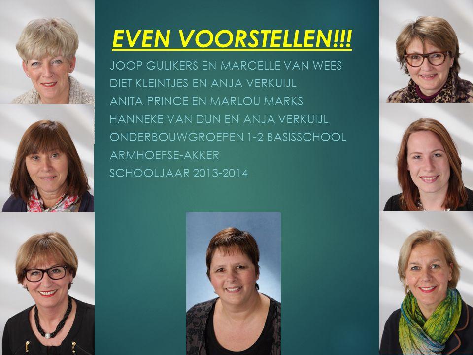 EVEN VOORSTELLEN!!! Joop Gulikers en Marcelle van Wees