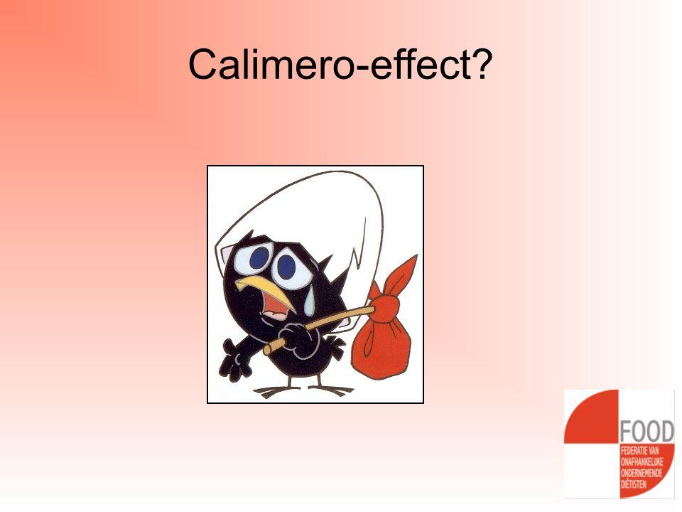 Calimero-effect