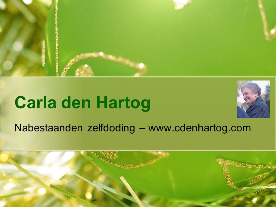 Nabestaanden zelfdoding – www.cdenhartog.com