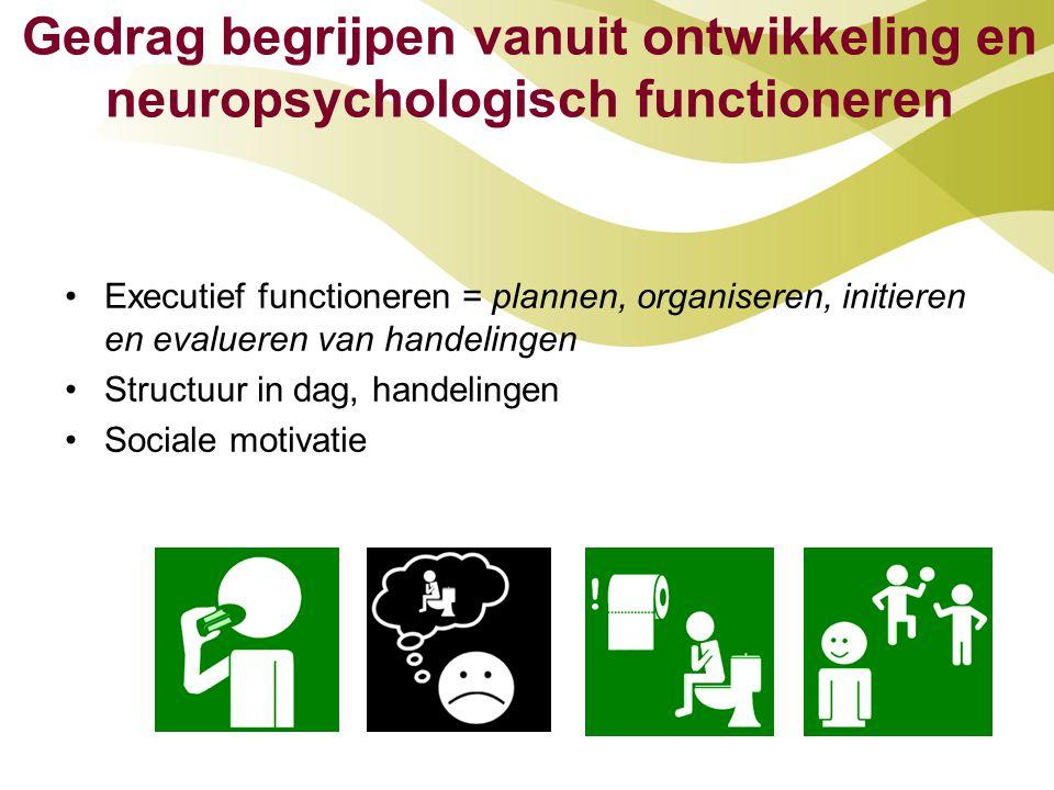 Gedrag begrijpen vanuit ontwikkeling en neuropsychologisch functioneren