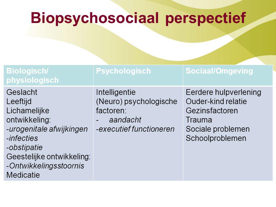 Biopsychosociaal perspectief