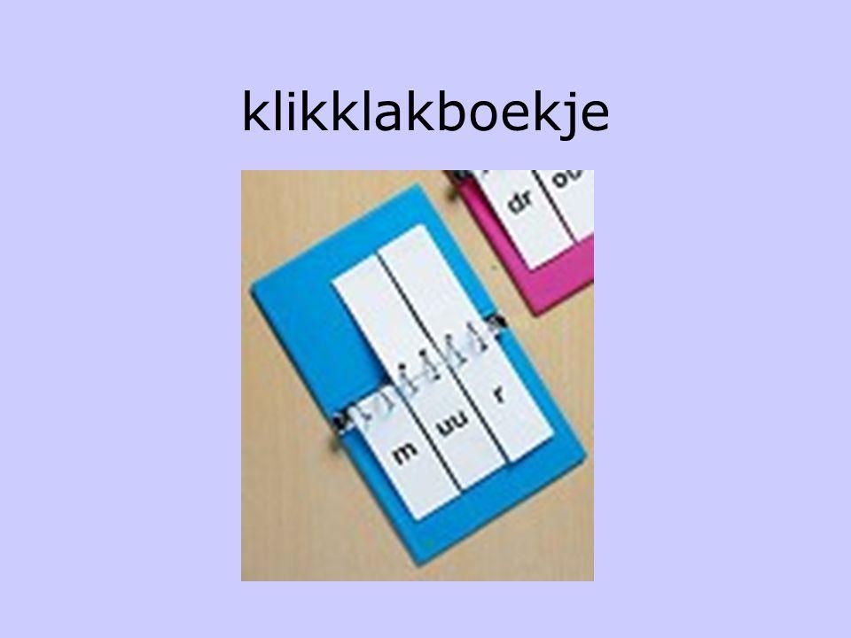 klikklakboekje