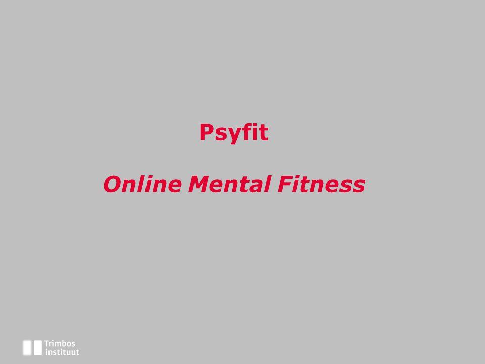 Psyfit Online Mental Fitness