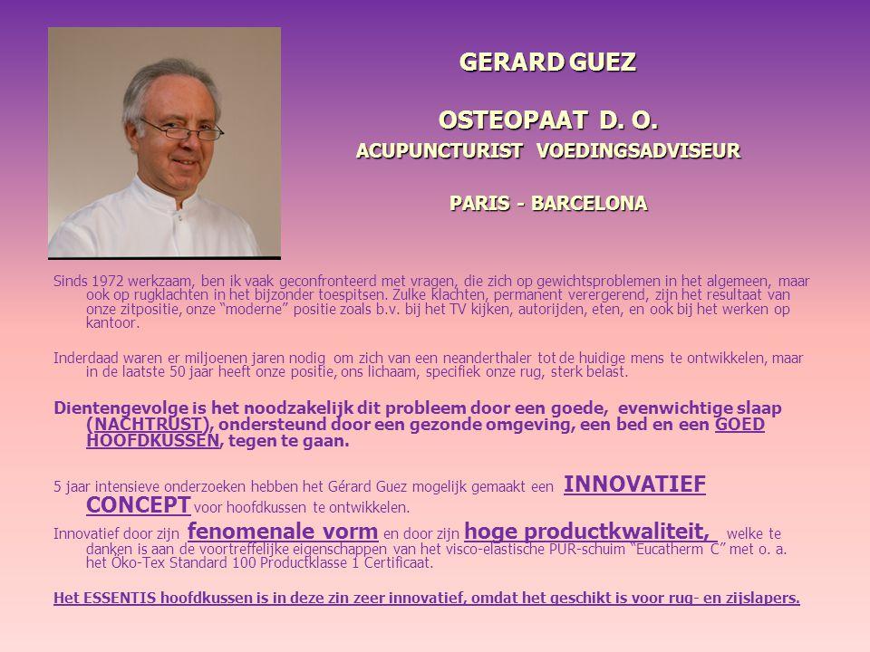 GERARD GUEZ OSTEOPAAT D. O