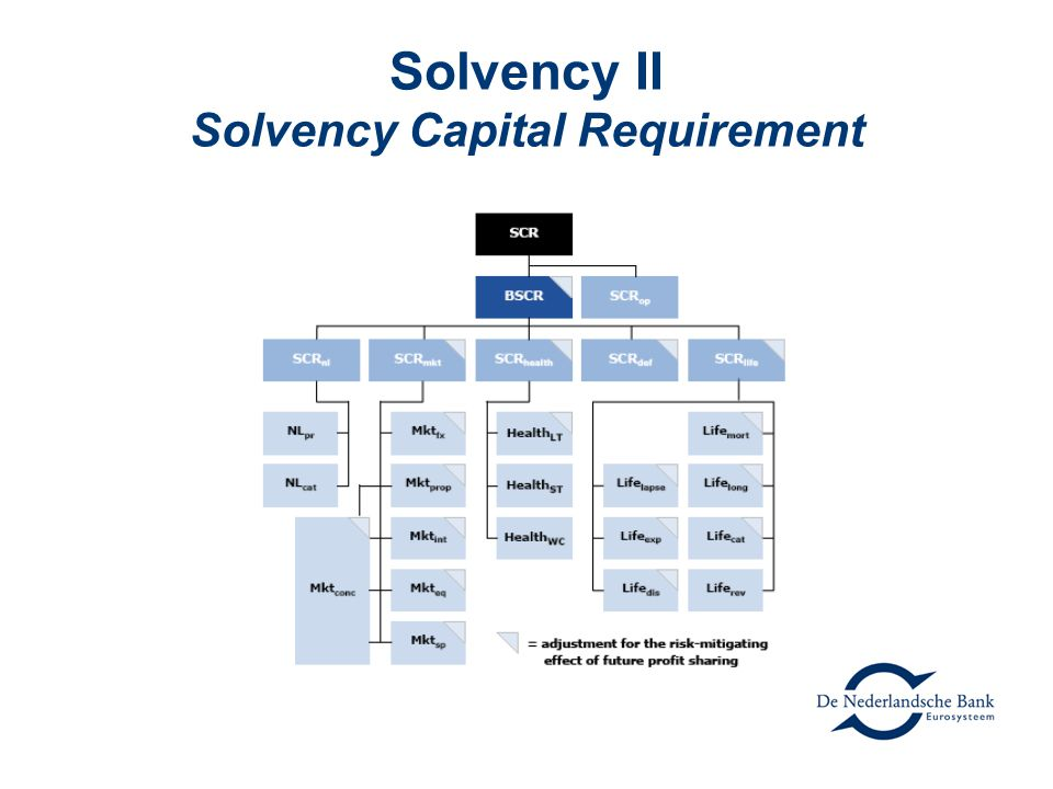 Solvency II Solvency Capital Requirement
