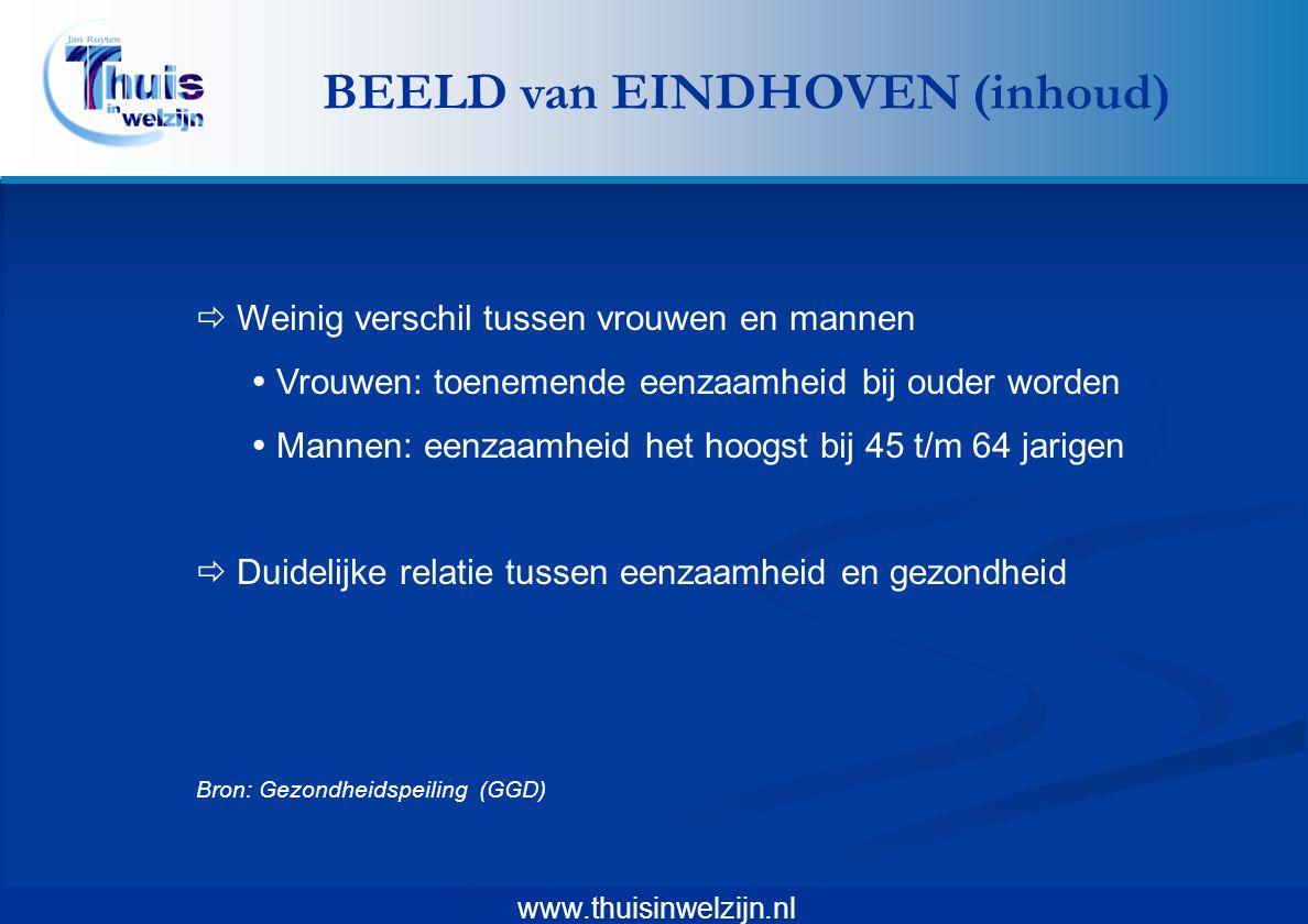 BEELD van EINDHOVEN (inhoud)