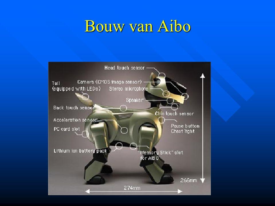 Bouw van Aibo