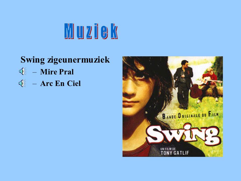 Muziek Muziek Swing zigeunermuziek Mire Pral Arc En Ciel