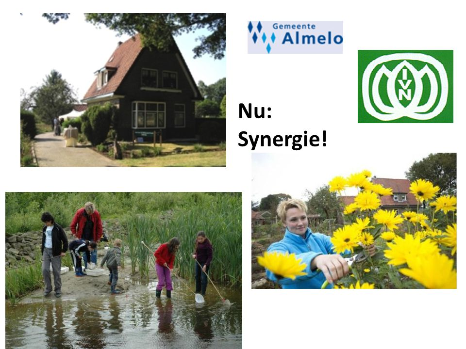 Nu: Synergie!