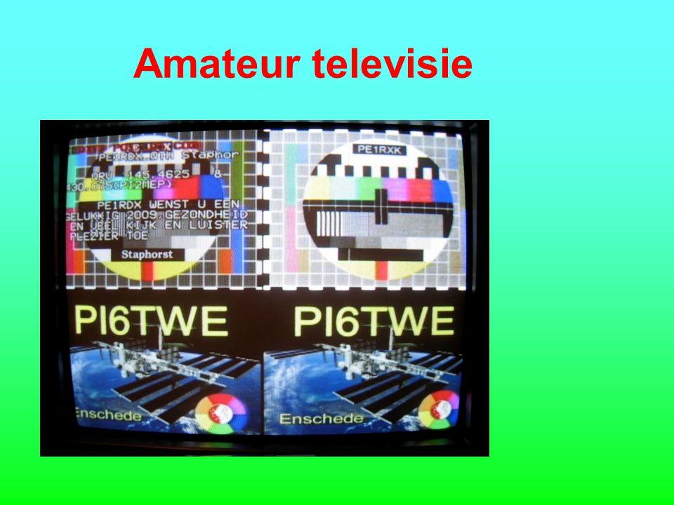 Amateur televisie