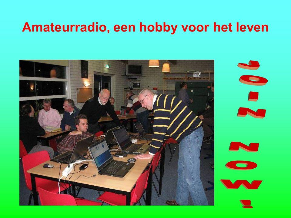 Amateurradio, een hobby voor het leven