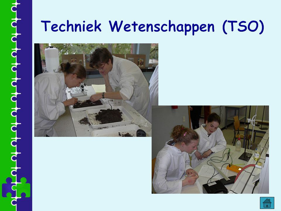 Techniek Wetenschappen (TSO)