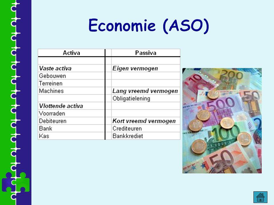 Economie (ASO)