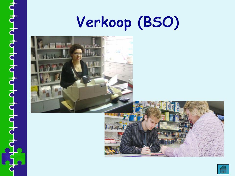 Verkoop (BSO)