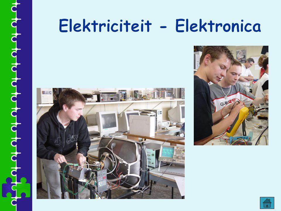 Elektriciteit - Elektronica