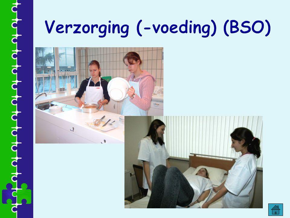 Verzorging (-voeding) (BSO)