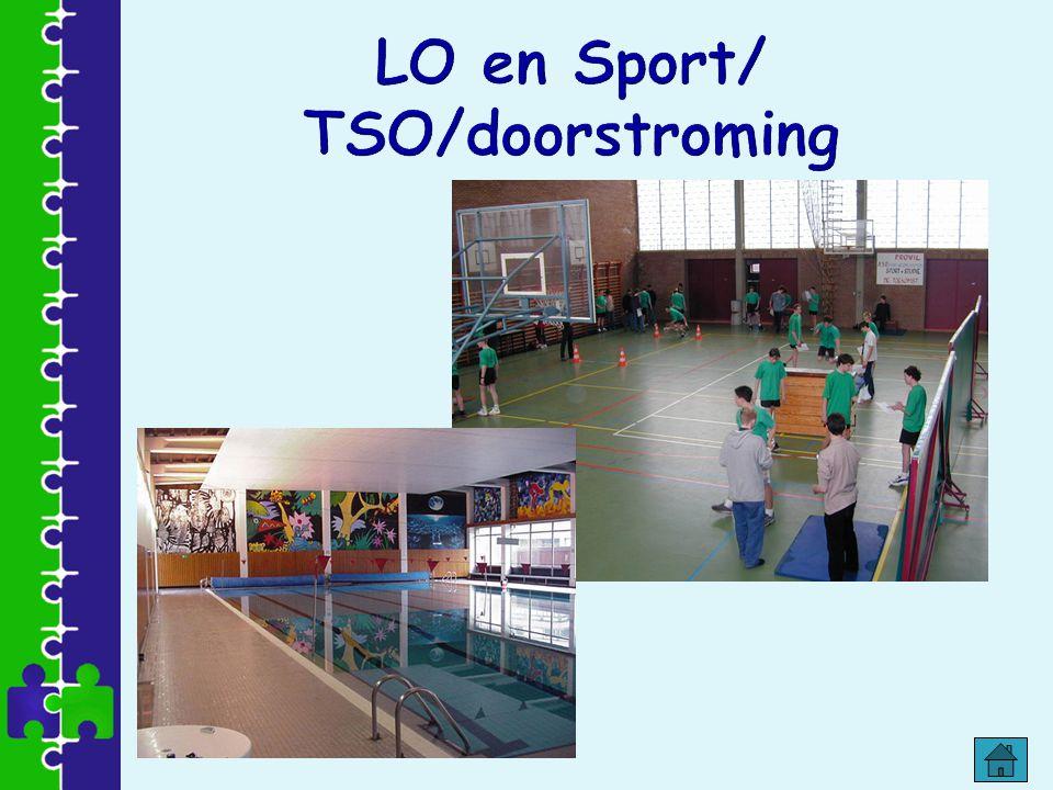 LO en Sport/ TSO/doorstroming
