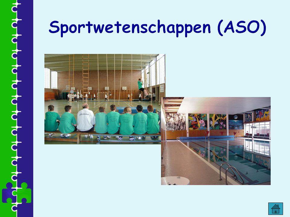 Sportwetenschappen (ASO)