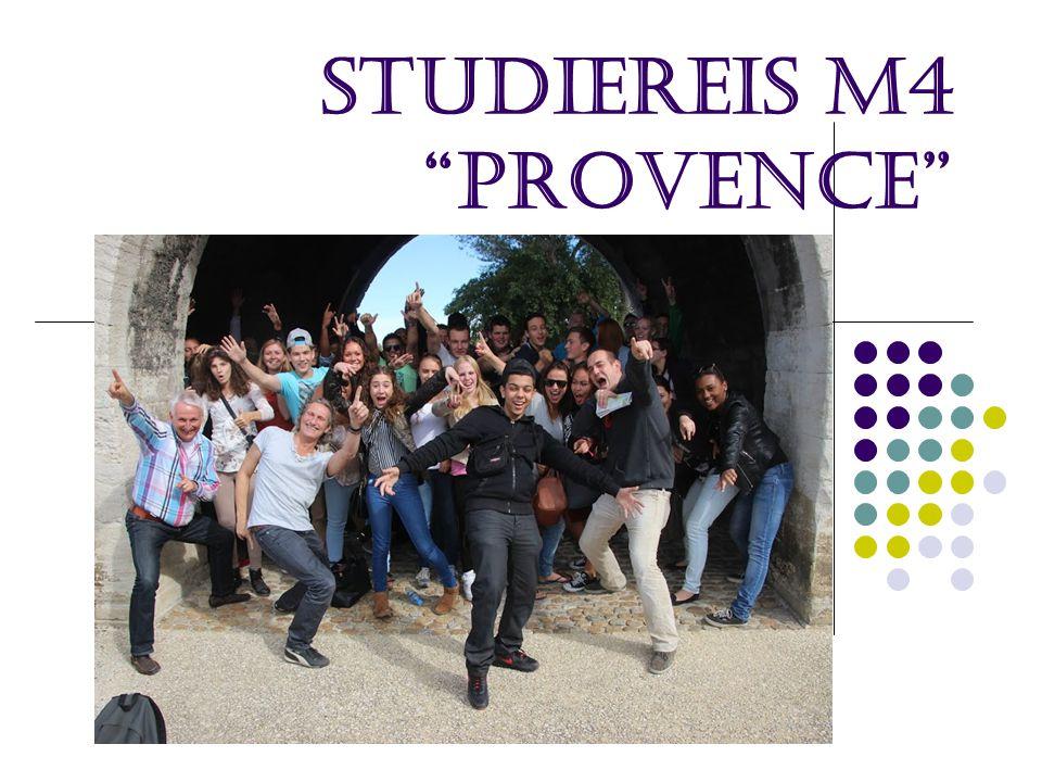 Studiereis M4 Provence