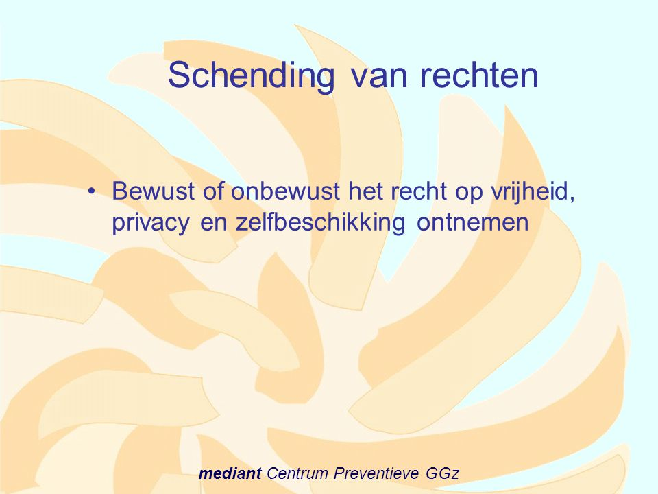 mediant Centrum Preventieve GGz