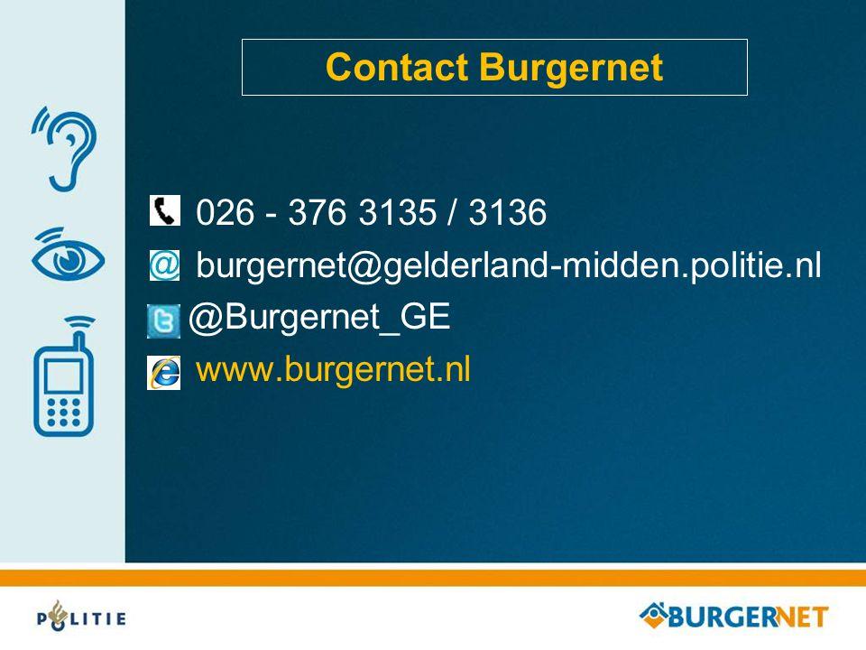 Burgernet gemeente BarneveldBurgernet gemeente Nijkerk