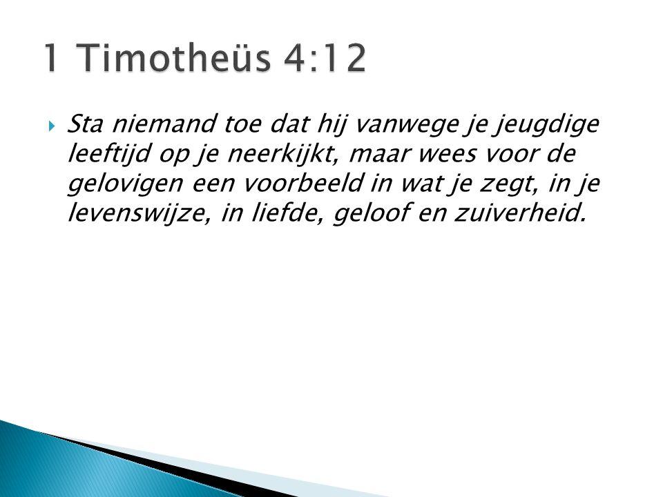 1 Timotheüs 4:12