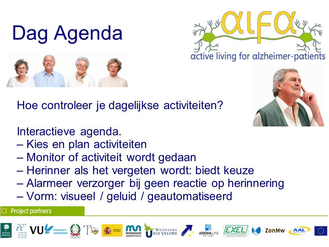 Dag Agenda Hoe controleer je dagelijkse activiteiten
