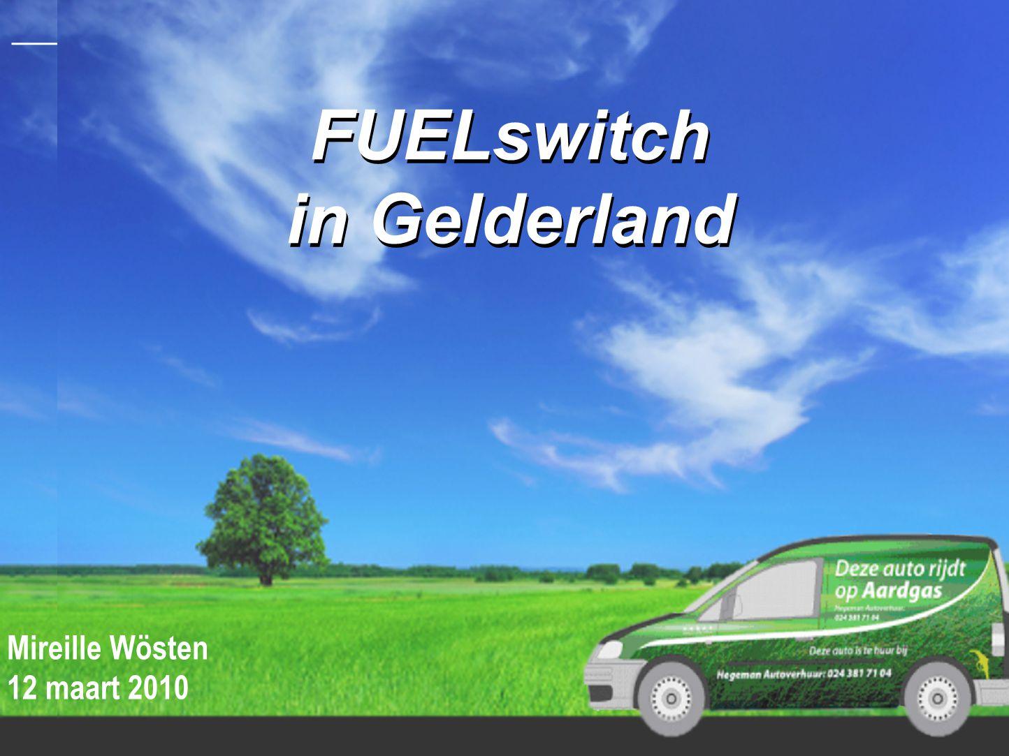 FUELswitch in Gelderland