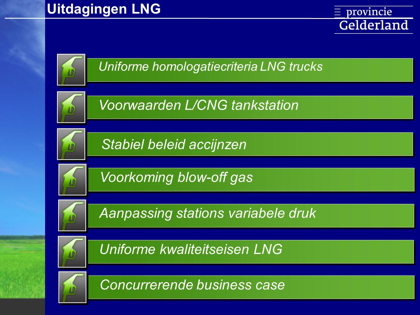 Voorwaarden L/CNG tankstation