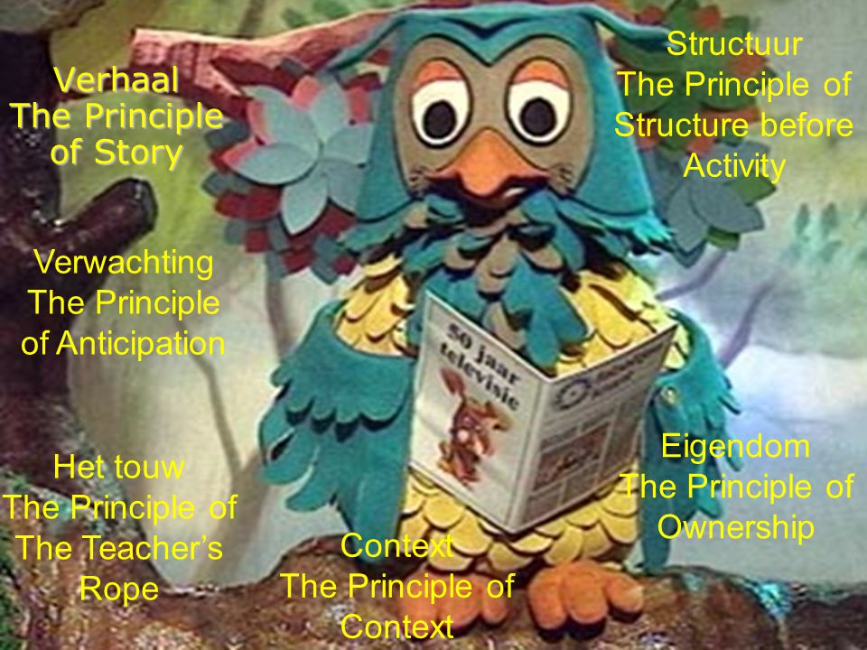 Verhaal The Principle of Story