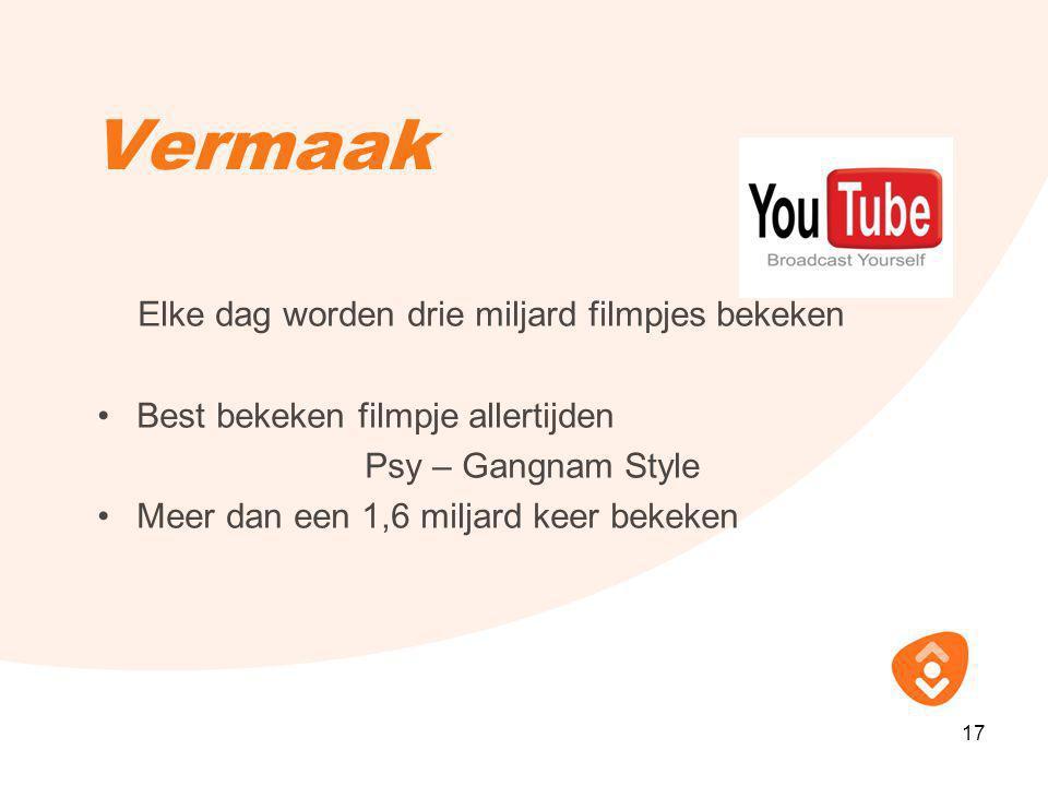 Vermaak Best bekeken filmpje allertijden Psy – Gangnam Style