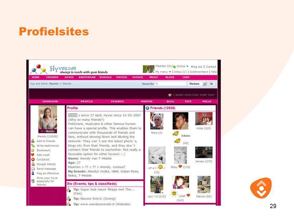 Profielsites 29 29