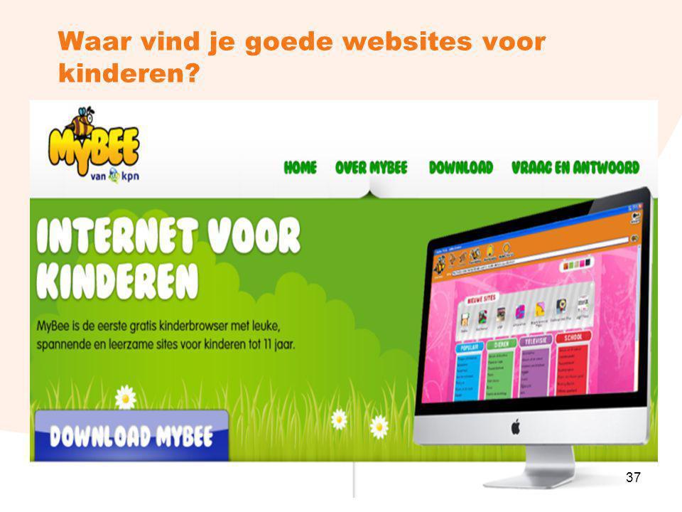 Waar vind je goede websites voor kinderen