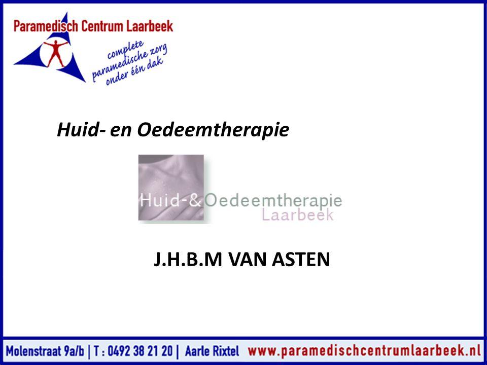 Huid- en Oedeemtherapie